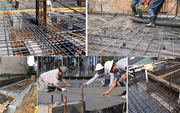 Different Types of Slabs in Construction   Concrete Slabs in