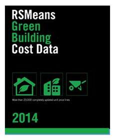 Estimating Ebooks Green Building Cost Data 2014 Book