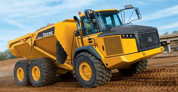 Construction Equipment Off Road Dump Trucks