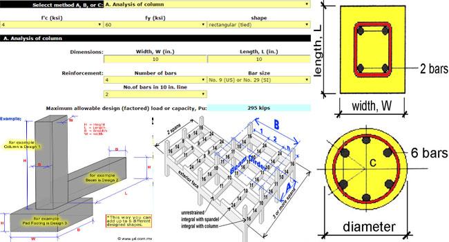 Structural Design Calculations Online Structural Design