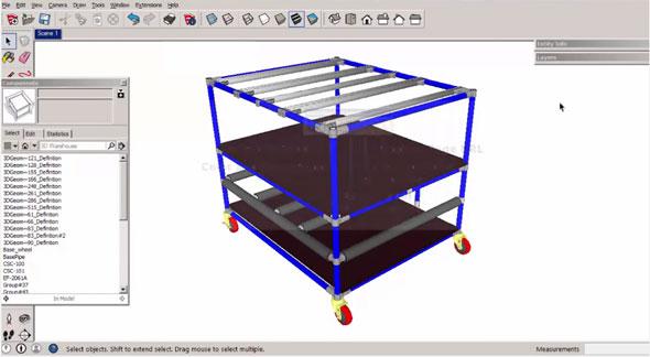Cadman Report Tools for Sketchup   SketchUp Plugins