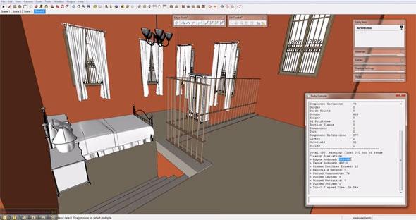 CleanUp³ 3 3 0 for sketchup | free sketchup plugin | plugin