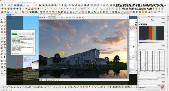 Laubwerk & Skatter for Sketchup Plugin | SketchUp Extension