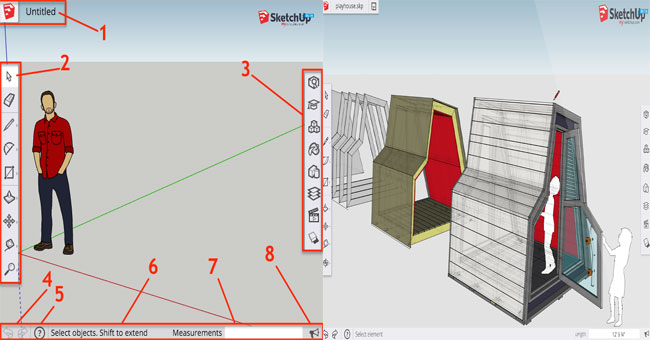 My Sketchup Overview