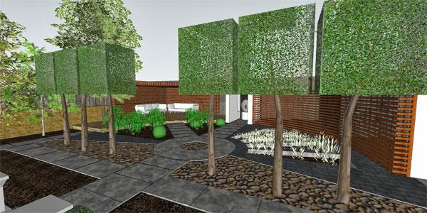 Sketchup Video | Sketchup for Garden and Interior design