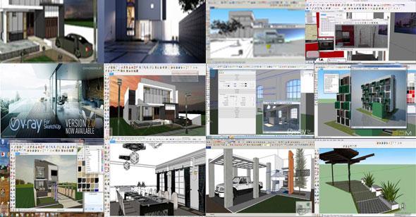 sketchup vray tutorial | download vray | download vray sketchup