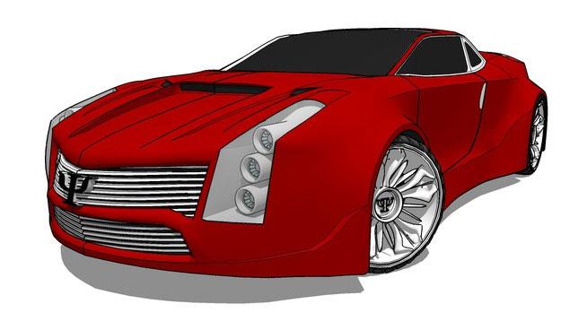 Sketchup Components 3d Warehouse Car Sketchup 3d Warehouse Car