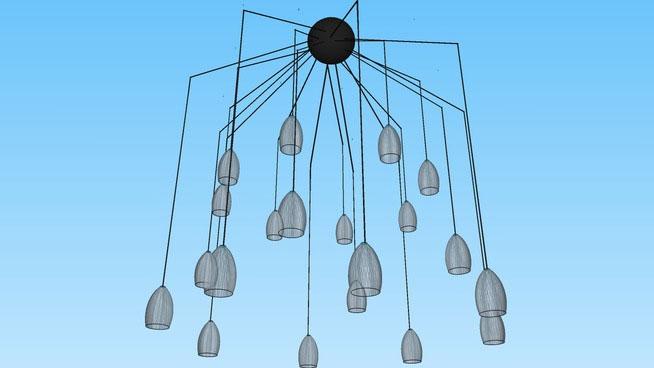 Sketchup Components 3d Warehouse Ceiling Lamp Sketchup
