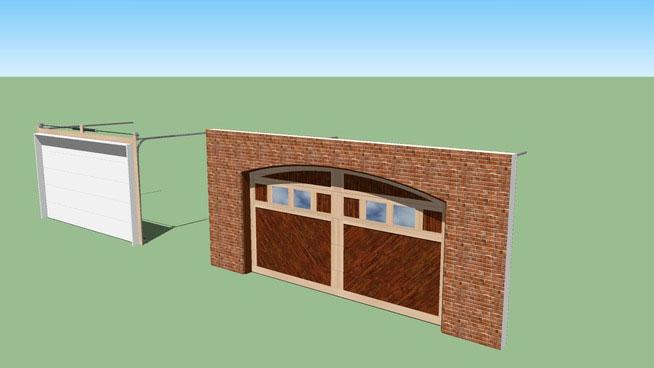 Sketchup Components 3d Warehouse Garage Door