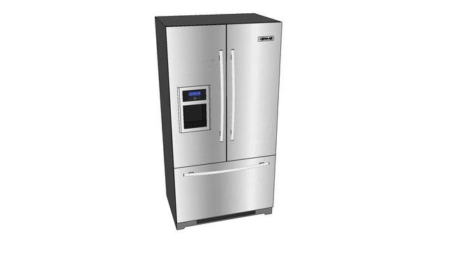 Sketchup Components 3d Warehouse Refrigerators